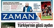 21 Eylül 2014 Pazar gazete manşetleri