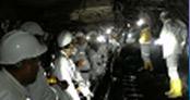 301 işçiye mezar olan maden ocağı ilk kez görüntülendi
