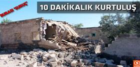 IŞİD bombaları bu hale getirdi