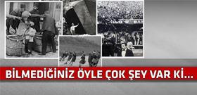 Dünyanın ve Türkiye'nin şaşırtan asırlık gerçeği