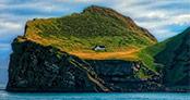 Adadaki esrarengiz ev
