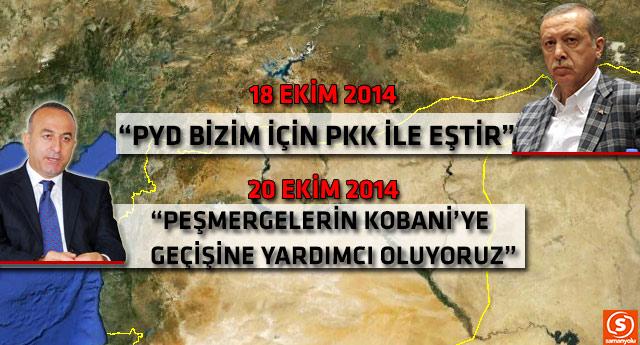 Erdoğan ve Çavuşoğlu'ndan birbirinin zıttı açıklamalar