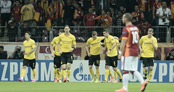 Galatasaray, evinde Borussia Dortmund'a 4-0 kaybetti