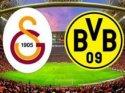 Galatasaray - Borussia Dortmund maçı saat kaçta ve hangi kanalda