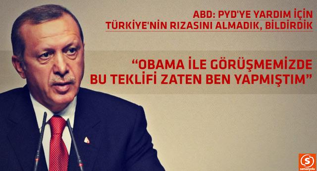 Cumhurbaşkanı Erdoğan'dan kafa karıştıran açıklama