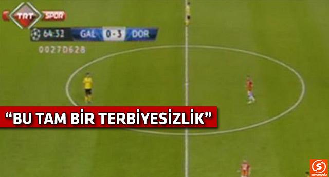 TRT'den büyük skandal