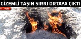 2500 yıldır ateşi hiç sönmedi