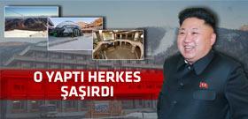 Kuzey Kore'den dünyayı şaşırtan yatırım