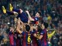 Messi Camp Nou'da tarih yazdı