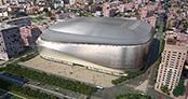 İşte Real Madrid'in yeni stadı