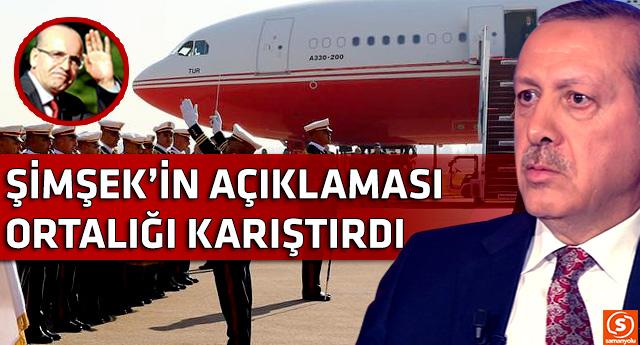 Kaçak saraydan sonra şimdi de 'kaçak uçak' skandalı
