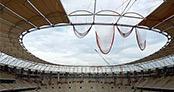 Timsah Arena'da Ronaldo sürprizi
