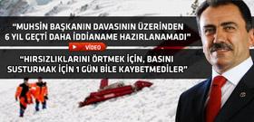AKP'nin adaletsizliğini tek cümleyle özetledi