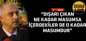 Mustafa Yeşil hukuk garabetine böyle tepki gösterdi