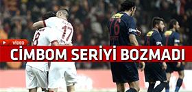Galatasaray Mersin İdman Yurdu maçı golleri izle