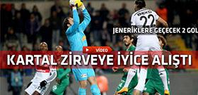 Beşiktaş Akhisar Belediyespor maçı golleri izle