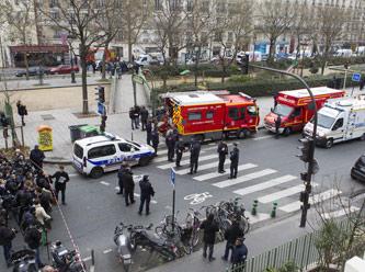 İslam Konseyi saldırıyı kınadı, yardıma ilk koşan imam oldu