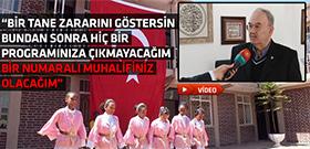 Türk Okulları hakkında öyle örnekler verdi ki...