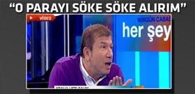 Tanju Çolak'tan Jet Fadıl isyanı