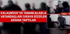 Diyarbakır'dan gelen görüntü dehşete düşürdü