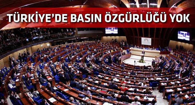AKPM, basın özgürlüğü raporunu kabul etti