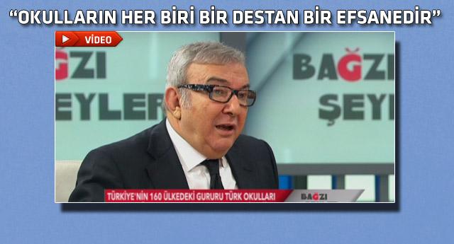 Bermek: Türkiye'nin 160 ülkenin kaçında büyükelçiliği var
