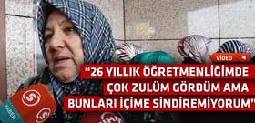 Polis annesi Fatma Çakmak'tan çok çarpıcı açıklamalar!