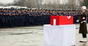 Şehit pilotlar için tören düzenlendi