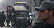 Türk elçilik korumalarına saldırı