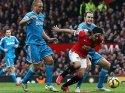 Manchester United maçında büyük skandal