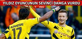 Dev derbide zafer Borussia Dortmund'un