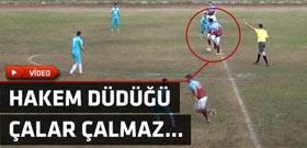 Türk spor tarihine damga vuracak gol!