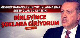 Erdoğan Balyoz CD'leri için bakın neler demiş