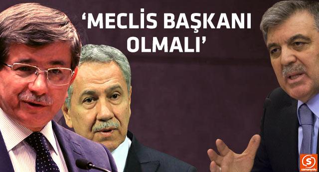 Erdoğan'ın ardından hükümetten de Gül'e davet