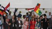 22 ülkeden 54 öğrenci 4 ayda Türkçe öğrendi
