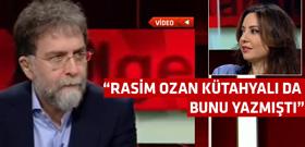 Ahmet Hakan 'ignore' tuşuna bastı!