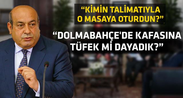 HDP'den Yalçın Akdoğan'a 'zehir' cevabı