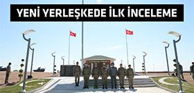 Süleyman Şah Türbesi'ne sürpriz ziyaret