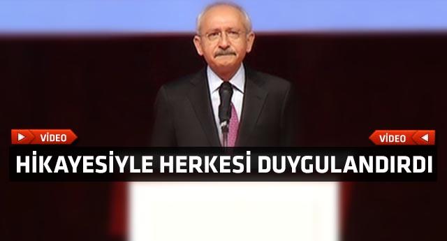 Kılıçdaroğlu gözyaşlarına hakim olamadı!