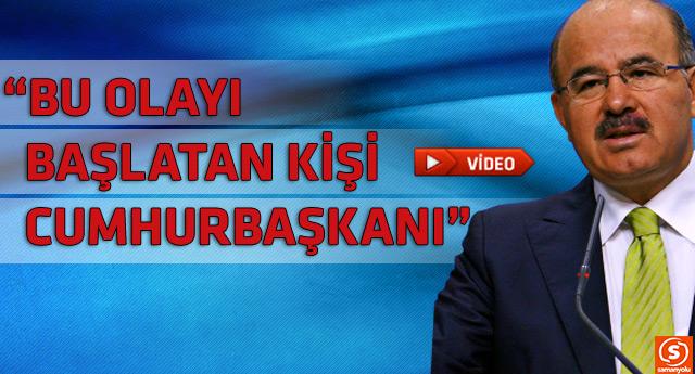 Hüseyin Çelik'ten Erdoğan'a eleştiri
