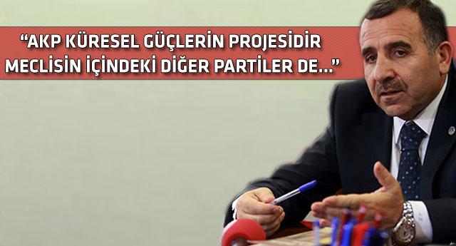 Merkez Partisi Başkanı Karslı'dan çok konuşulacak iddia