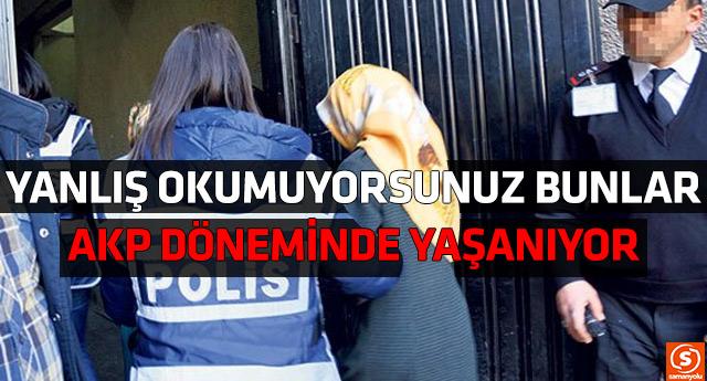 Türkiye kadın şüphelilere psikolojik baskıyı konuşuyor