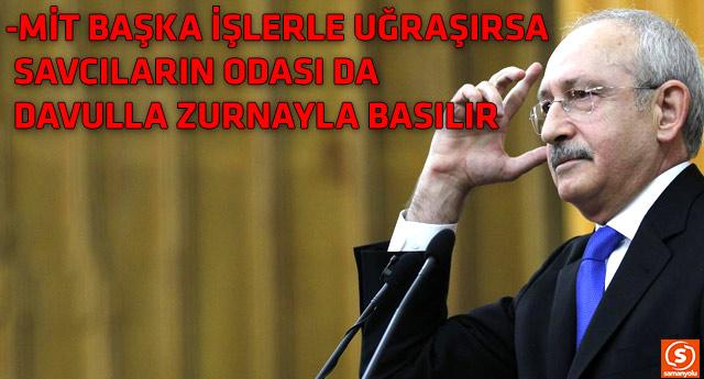 Kılıçdaroğlu'ndan adliye baskınıyla ilgili çarpıcı soru