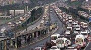 İstanbul trafiğinden dünya rekoru!