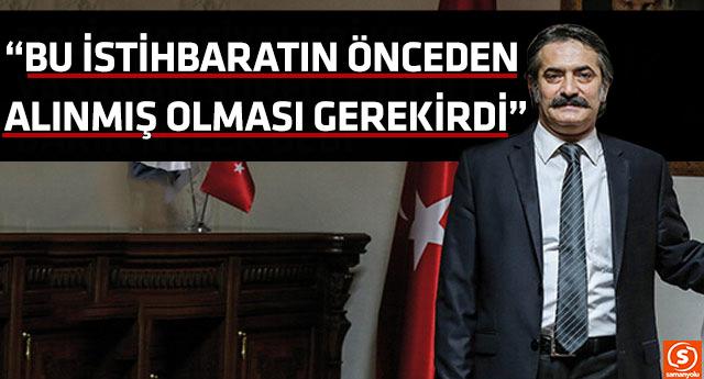 Ercan Taştekin rehine olayının asıl sebebini açıkladı