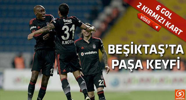 Kasımpaşa Beşiktaş maçının muhteşem golleri için TIKLAYIN