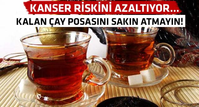 Uzmanından Türk çayının bilinmeyen yeni faydaları