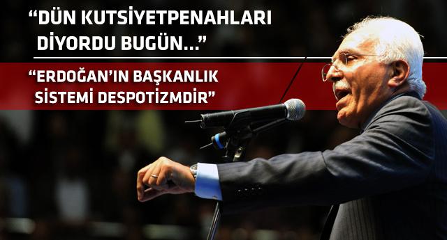 SP-BBP ittifakı seçim startını verdi! Kamalak, Erdoğan'a sert yüklendi