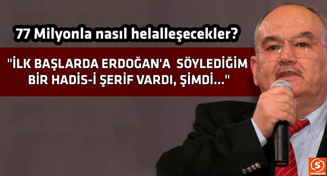 Burhan Özfatura'dan gündem olacak AKP çıkışı!