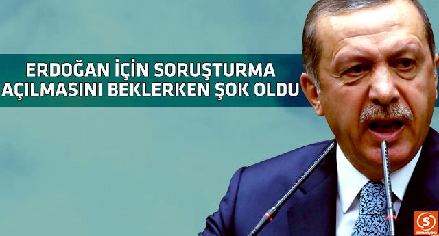 Erdoğan'ı şikayet etti sonra bakın ne oldu!